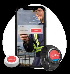Quard direct alarm toepassingen