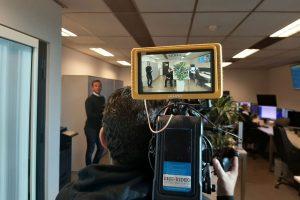 Intergarde bij SBS 6 programma Helden van nu