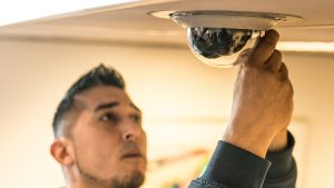 camerabewaking door technische dienst van Intergarde beveiliging